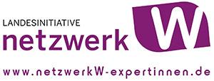 NetzwerkW Expertinnen - Logo